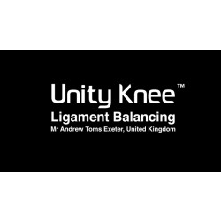 Resources Product Videos UnityKnee Ligament balancing